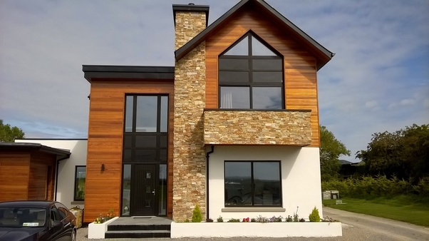 What type of outdoor wall cladding do you know such as wood cladding