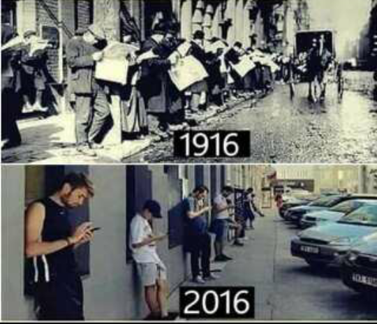 old generation and new generation differences