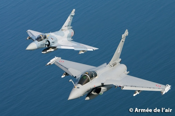 How Does The Rafale Compare To The Mirage 2000 Quora
