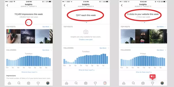 How to measure reach and impressions stats for my instagram account instagram doesnt provide any reach and impressions data via their api so its not possible for any 3rd party apps to show however many services can offer ccuart Gallery