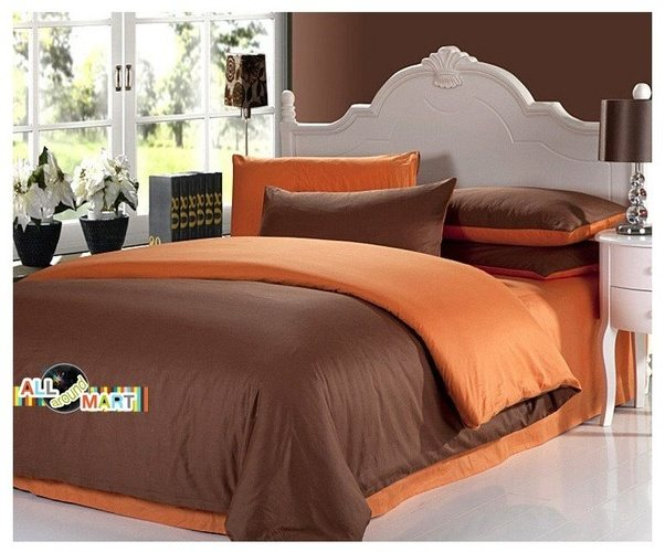 Red Will Also Look Fine With A Brown Background. Thereu0027s Something You Need  To Know, Itu0027s Always Fine To Choose Any Color Of Your Bed Sheet If ...