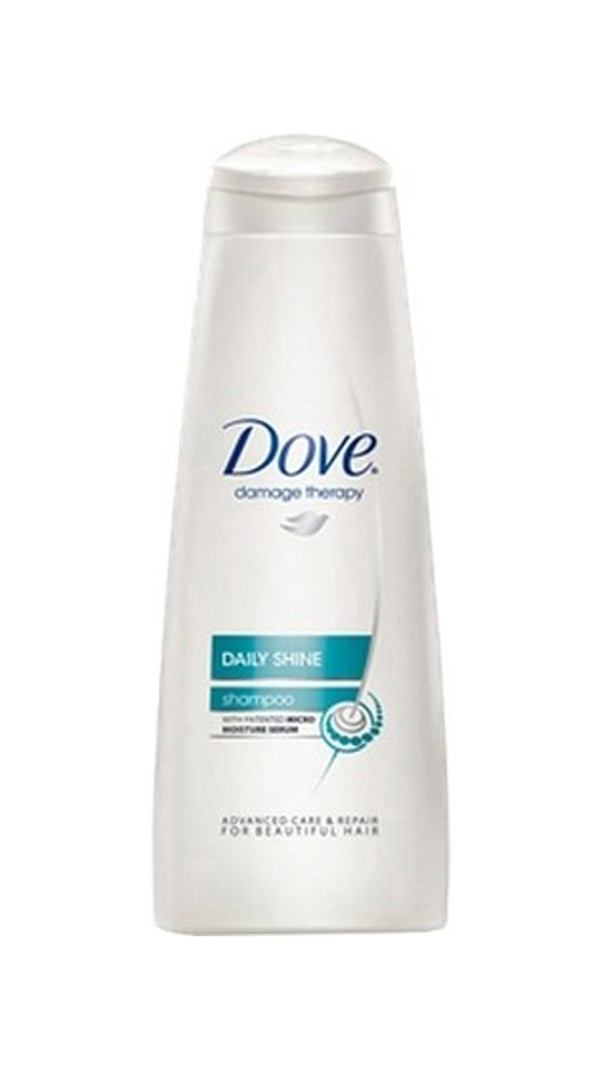 Do You Have Dry Hairs Want A Solution To Those Lifeless Strands Dove Has Miracle Packed In Their Daily Shine Shampoo Which Is Good For