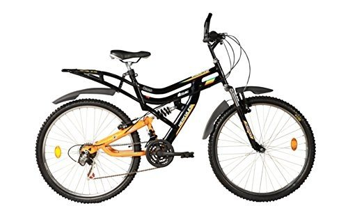 9a9ec74ce Hercules MTB Turbodrive Dynamite 6 Speed Black Bicycle is one of the best  Bicycle under 10
