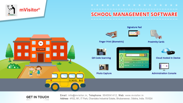 Technology Management Image: Which Company Provides The Best School Management Software