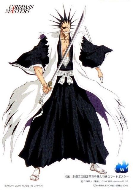 Siapa karakter anime yang memiliki gaya rambut unik dan ...