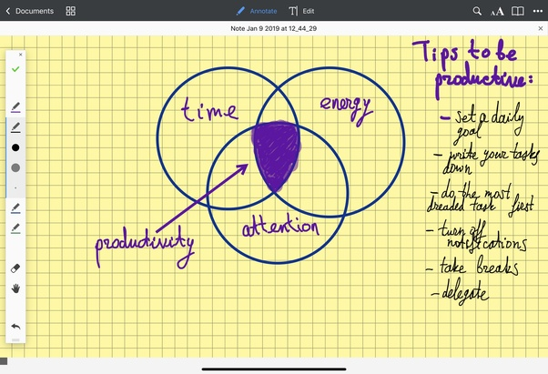 Which is the best note-taking app for iPad that is compatible with a