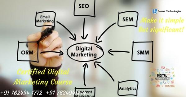 Digital Marketing Course Bangalore Quora