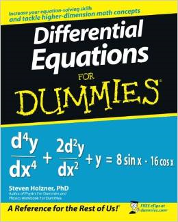 Which is the best book for learning differential equations quora all the differential equations we study in when graduatin in physics allow answers where time goes forward and fandeluxe Images