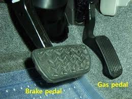 Which Is The Brake On A Car Carlazos Info