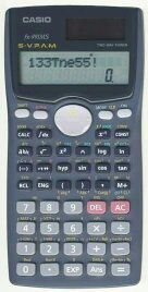 When using a scientific calculator to find roots of a