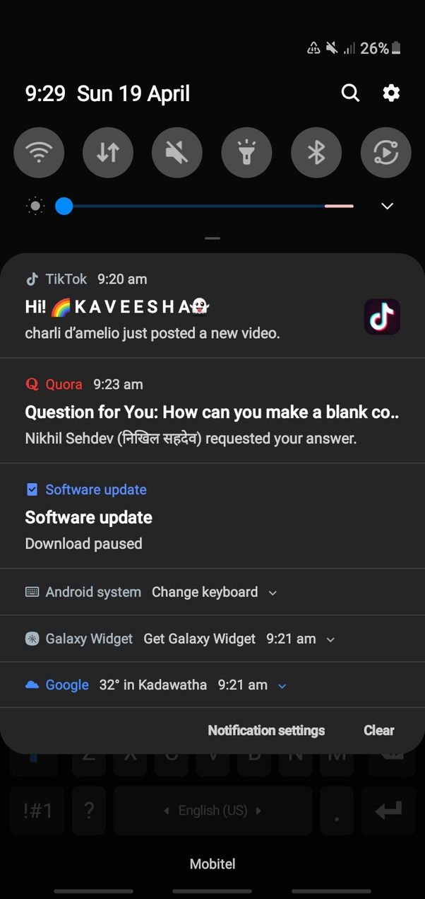 Does TikTok notify when you share a video? - Quora