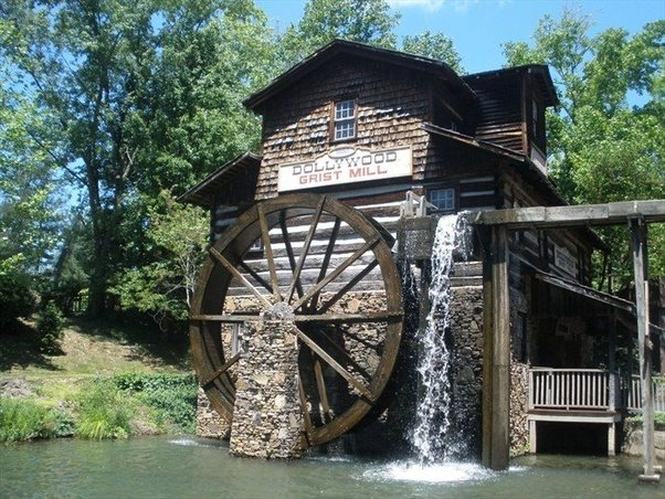 Old Fashioned Water Wheel Pictures