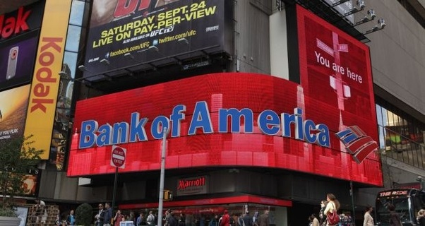 Can you get monthly maintenance fees for Bank of America checking