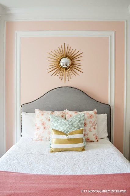 What grown up bedroom styles go with pale pink walls? - Quora