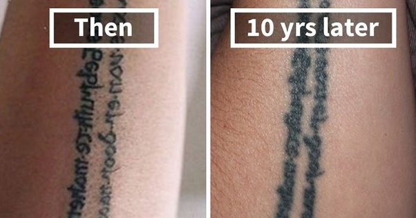 How Much Should A Relatively Small Size And 35-word Tattoo