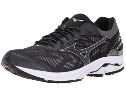 The Best Running Shoes for Men: Nineteen male runners tested sixteen pairs  of running shoes. Their top pick was the Mizuno Wave Rider 21.