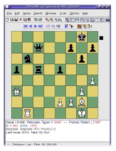 How to collect data from a chess game - Quora