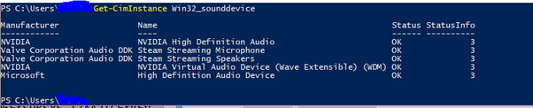 How to check which sound card my computer has in Windows 10
