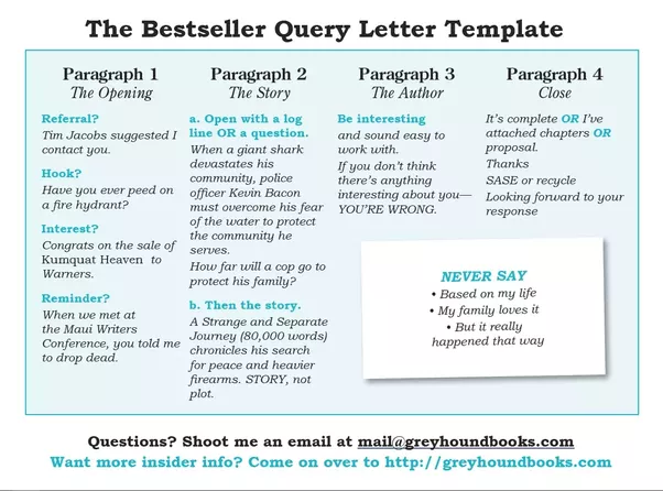 In the eyes of a literary agent is it better to start a query heres a graphic i use when i teach classes on writing query letters thecheapjerseys Images