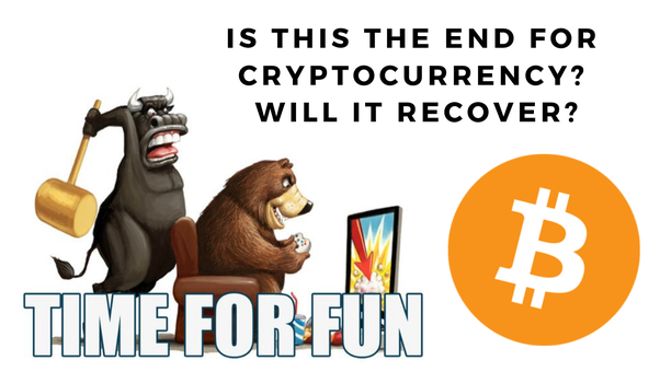 where is cryptocurrency going