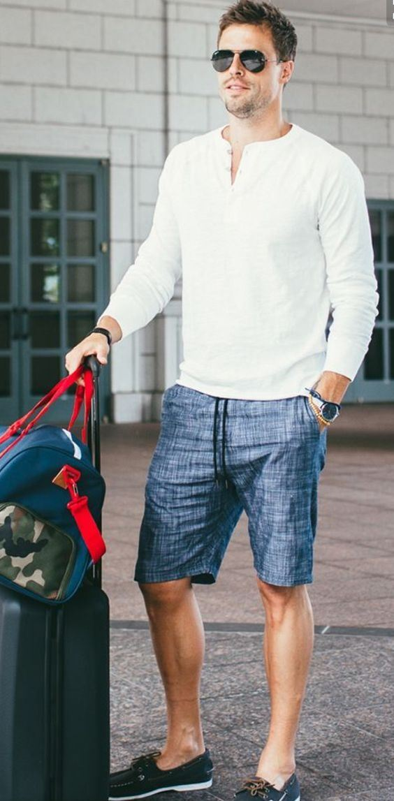 How Mens Shorts Should Fit + Shorts Length Guide