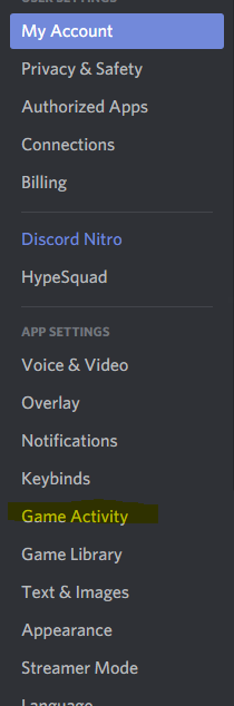 How to hide what game I'm playing on Discord - Quora