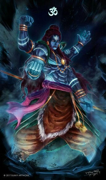 What Are Some Unique Pics Of Lord Shiva?