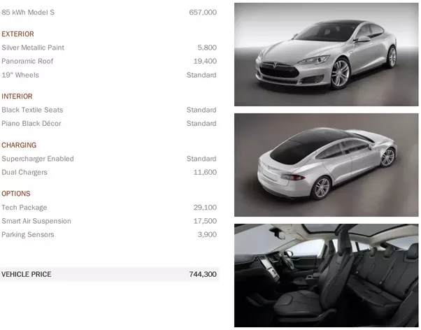 How Much Does A Tesla Model S AC Induction Motor Cost Quora - Average cost of a tesla
