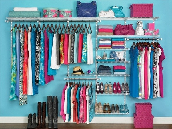 how closet organize to step ways titled wikihow image a your wardrobe