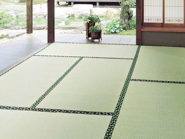 Diffe Regions Of Japan Have Sizes Mats I Believe The Mat In Tokyo Are Somewhat Smaller