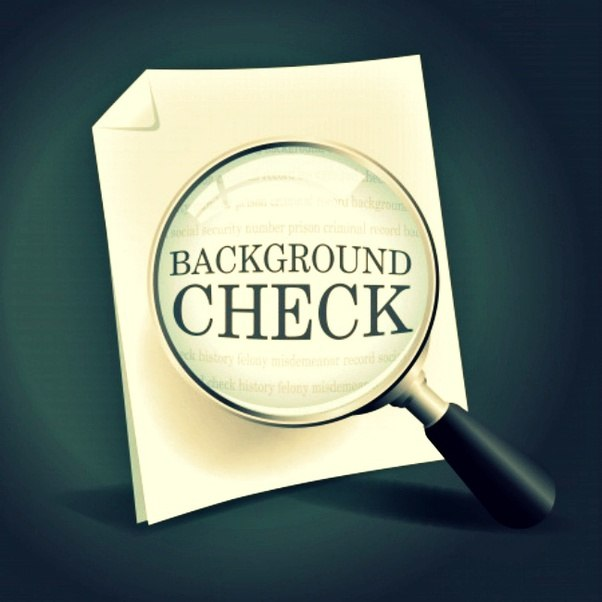 Image result for The Records that May Be Included in my Background Checks