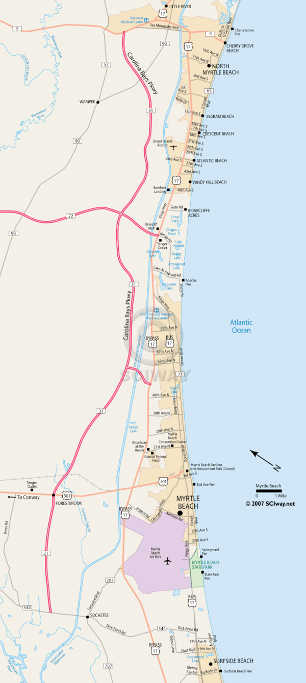 surfside beach south carolina map Where Is The Best Miniature Golf Place You Have Been To Quora