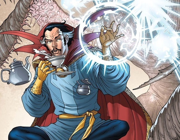 Who is Doctor Strange and what are his superpowers? - Quora