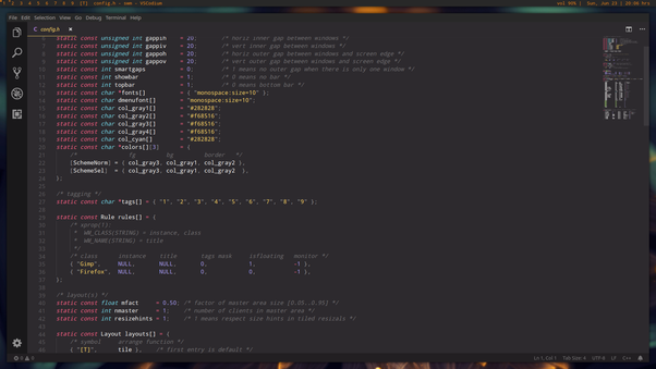 Which is the best dark theme for VS Code? - Quora