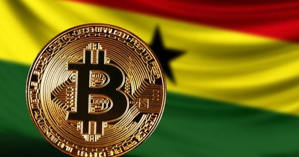 bitcoin trading în ghana