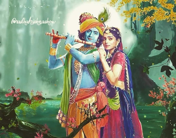 How is Star Bharat's Radha Krishna show going to end? - Quora