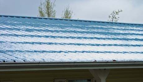 How to install a metal roof over shingles Quora – Installing A Steel Roof Over Shingles