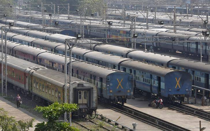 What is the order of priority of track allotment among the