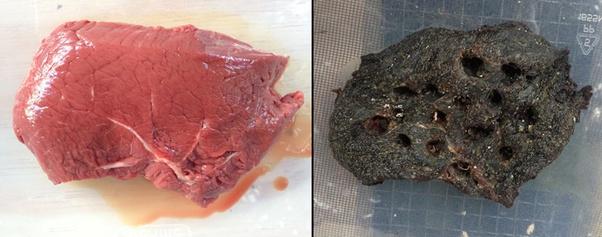 toxine viande)