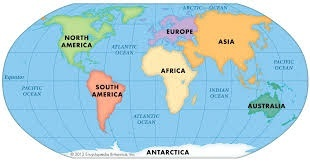 What was the reason behind Australia to be named as Oceania in ...