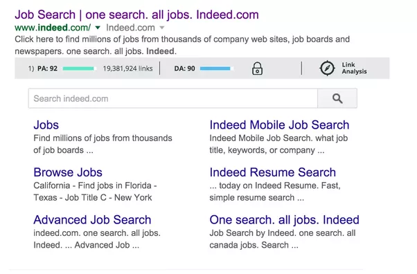 How does Indeed.com rank so well with SEO? - Quora