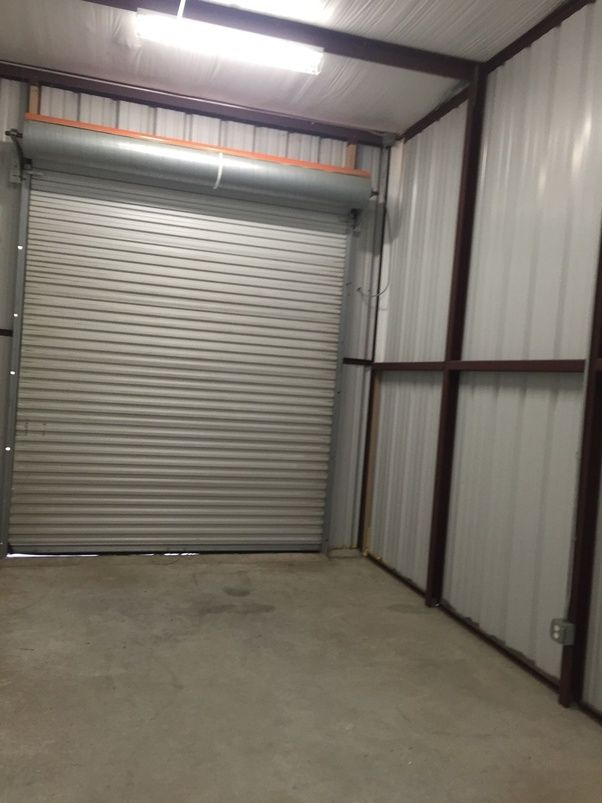 Can A Person Use A Self Storage Unit And Run His Her Own