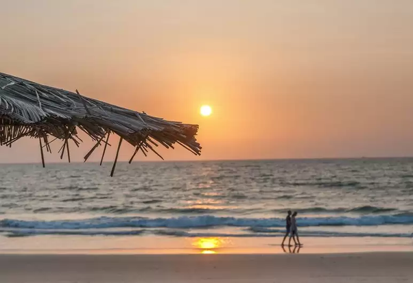 Are Indians allowed on Candolim Beach, Goa? - Quora