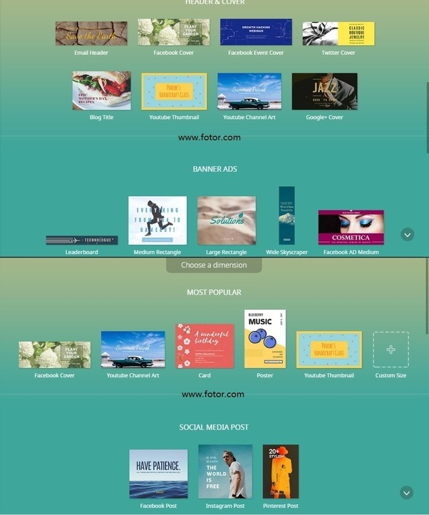 Which Is The Best Software To Design Logos Posters And Banners Quora - Facebook ad design template