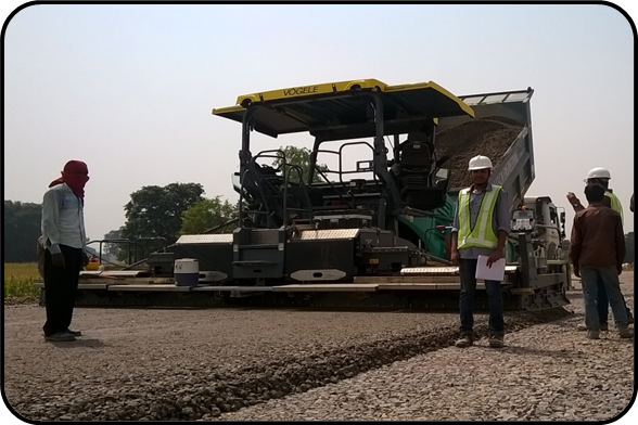 What Is The Simple Sequence Of Work In Road Construction