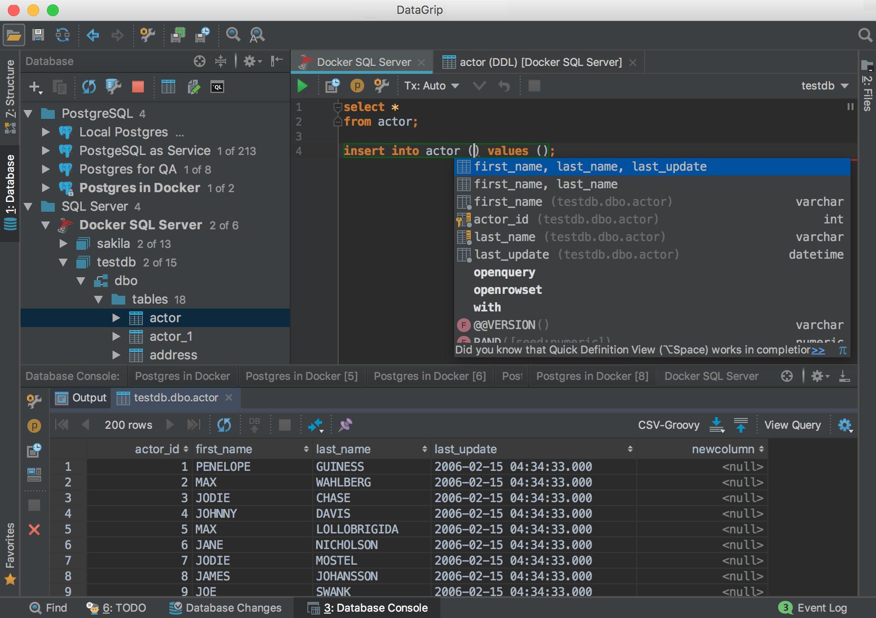 PostgreSQL: What are some good alternatives to pgAdmin3? - Quora