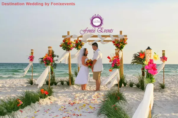 How much will it cost to plan a beach wedding in lakshwadeepgoa well better check with fonix events best destination wedding planner in kerala they can provide you with estimate for your requirements junglespirit Gallery