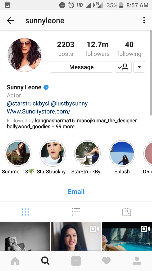 Who is the most followed Indian in Instagram? - Quora