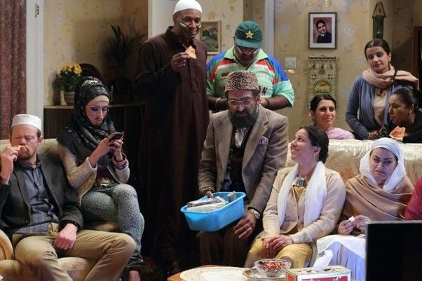domination Muslim shows girls tv