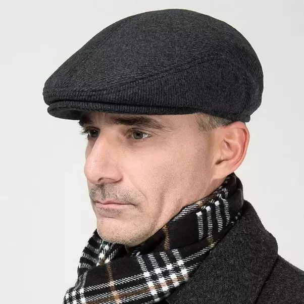 for bald people which type of cap goes with trouser shirt formal